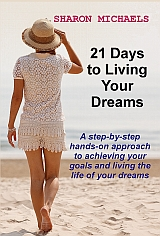 21 Days to Living Your Dreams book cover