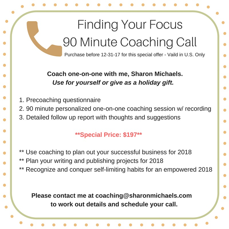image of special coaching offer
